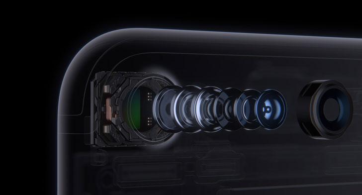 iPhone7のカメラ