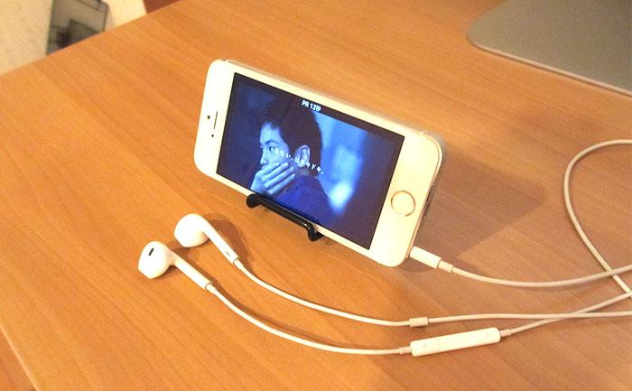 iPhoneでTVer視聴